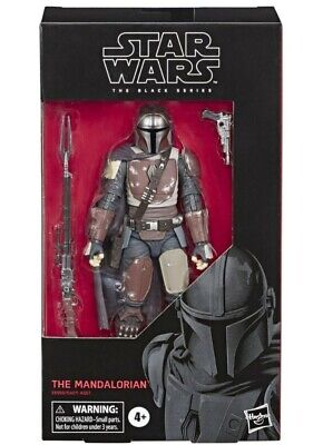 Star Wars Black Series Mandalorian, SHIPS MAY 2020 (Read Description)