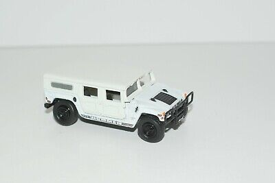 Jl Civilian Hummer 4-Door Wagon Rubber Tire Limited Edition Adult Collectible