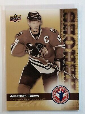 Jonathan Toews 2010-11 Ud National Hockey Heroes -  Chicago Blackhawks
