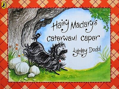 Hairy Maclary's Caterwaul Caper by Lynley Dodd (Paperback)