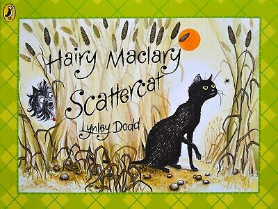 Hairy Maclary Scattercat by Lynley Dodd (Paperback)