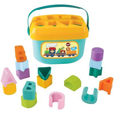 Tippi My First Shape Sorter Bucket - Baby Toddler Sorting Activity Toy
