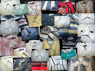 Shirts, short, Men, Polo, Jersey, Hawaiian, Others, Vintage, 70/80/90-er Y