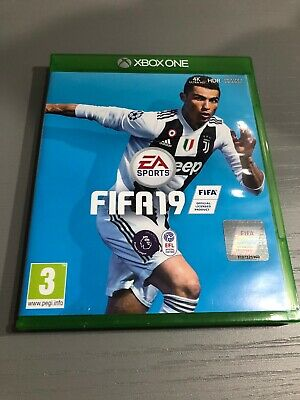 fifa 19 xbox one (Standard Edition). Very Good Condition