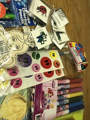 Lot 15+ Mixed Of Disney Hello Kitty Girls Care Stocking Stuffers for Kids New