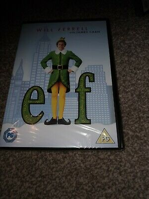 Elf [DVD] [2003] new.and sealed