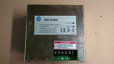 Allen Bradley 1336 Braking Chopper CAT.1336-WA070 Input 375 VDC