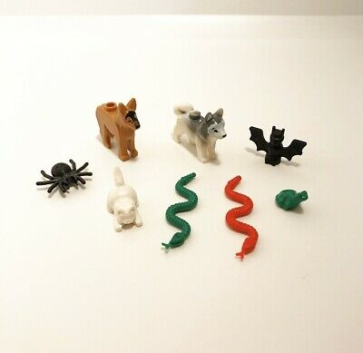 Scorpion /& Spider Mix Small Land Animals LEGO Snakes