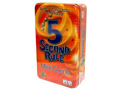 5 Second Rule Mini Game In Tin