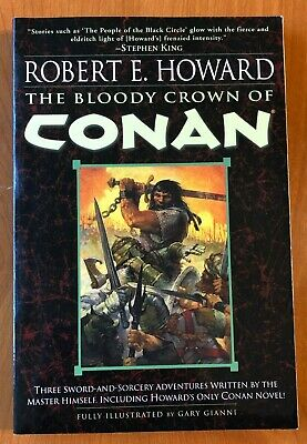 The Bloody Crown of Conan Paperback