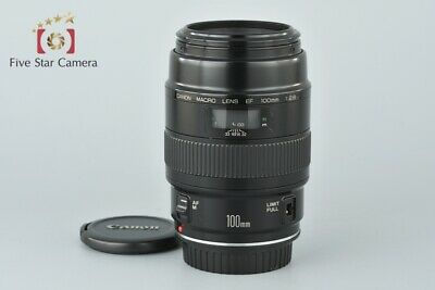 Very Good!! Canon EF 100mm f/2.8 MACRO