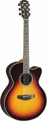 YAMAHA Acoustic Guitar CPX 1200 II TBL Translucent Black JAPAN INPORT NEW F/S