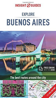 Guides  Insight-Insight Guides Explore Buenos Aires BOOK NEW