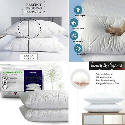 Premium Quality Filled Pillows for Side Stomach and Back Sleeper-Hotel Quality