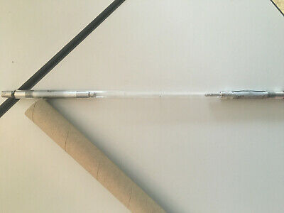 Neodymium (Nd) Phosphate Laser Glass Rod 8 x 240 mm
