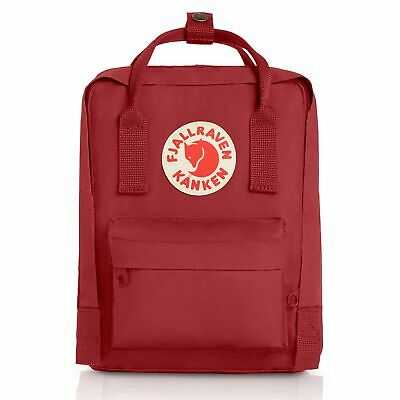 Fjällräven Waterproof Kanken Unisex Outdoor Hiking Backpack, deep red, 20 x 1...