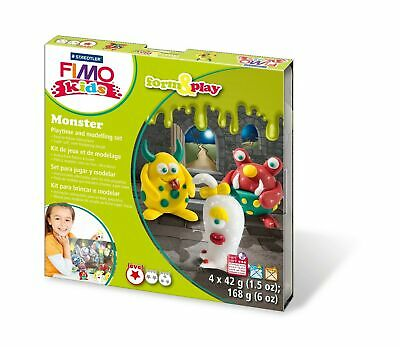 FIMO kids form & play Monster, 1 Stück