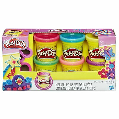 Play-Doh Sparkle Compound Collection 1 Original Packaging