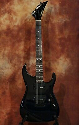 Fernandes Stj-40 Limited Edition Made In Japan 1990 Jackson Style