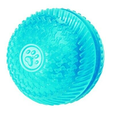 Gor Pets Flex Squeak & Treat Ball Toy for Dogs - Dog Treat Toy 8 cm, Assorted...