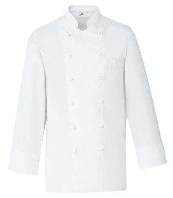 Greiff Chef Jacket White 242471 Sz. 48 New