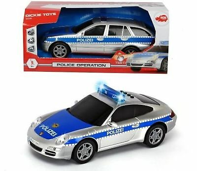 Dickie-Spielzeug 203714005 Police Operation Playset 2 Assorted