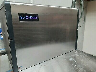 Ice Maker Iceomatic Full Cube Ice0605 265 Kg Ice Production Per 24 Hours