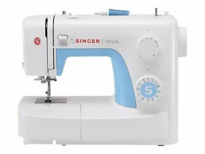 VSM Singer Simple Sewing machine 21 stitches 1 one-step buttonhole 3221