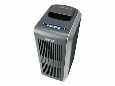 Steba LR 11 CATALYTIC Air purifier floor-standing silver 36.21.00