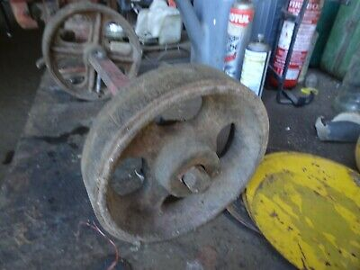 Axle And Wheels