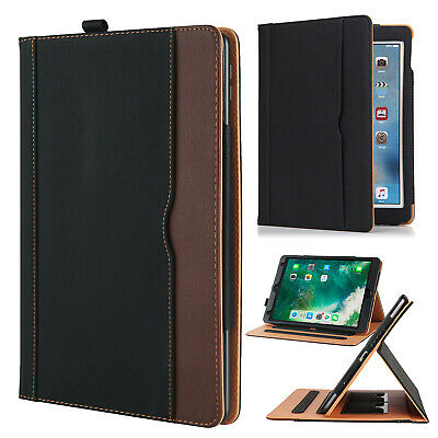 "For Apple iPad Case 7th Generation 10.2"" 2019 Folio Leather Smart Cover Stand"