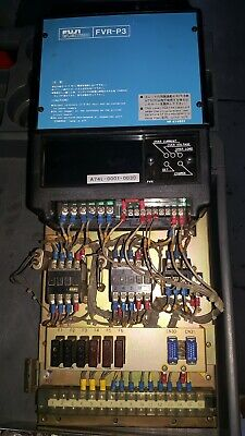 FUJI FVR-P3 Inverter Assembly A74L-0001-0030 Removed from working machine.