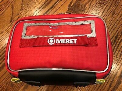 MERET Airway™ Pro Intubation Tri-Fold Module - Red Bag NEW