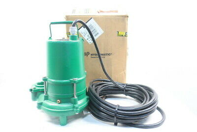Hydromatic SPD100MH4 Iron 2in 1hp 460v-ac Submersible Pump