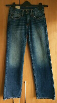 Boys Abercrombie & Fitch Jeans Age 10 new with tag
