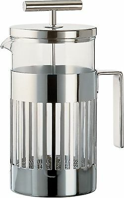 Alessi Press Filter Coffee Maker, 3 Cups, (9094/3)