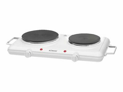 Bomann DKP 5028 CB Electric hot plate 2500 W 650280