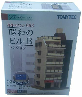 Tomytec 225737House with Property Apartment