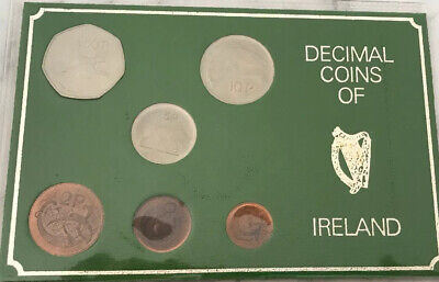 Decimal Coins Of Ireland - Coins Of The World Set