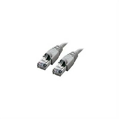 Tecline 71600 Category 5E Copper Patch Cable 0.5 m Grey