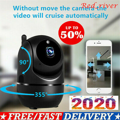 1080P HD Wireless IP Security Camera Indoor CCTV Home Smart Wifi Baby Monitors