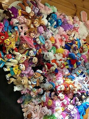 Beanie Bears - 108 of them!