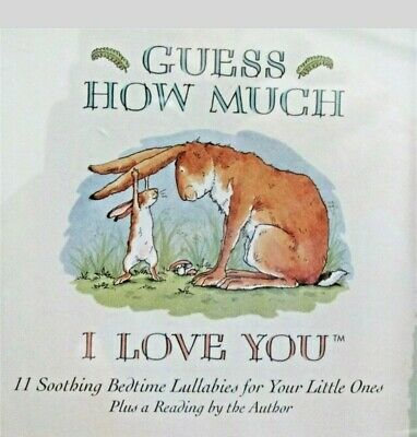 GUESS HOW MUCH I LOVE YOU NEW CD,12 Sweet Classical Songs ,for Little One