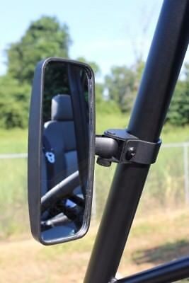 """Fit For UTV POLARIS RZR 1.75"""" REAR-VIEW OR SIDE-VIEW HIGH IMPACT CONVEX MIRROR"""
