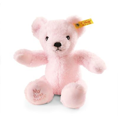 Steiff My First Teddy Bear (Pink) Pink