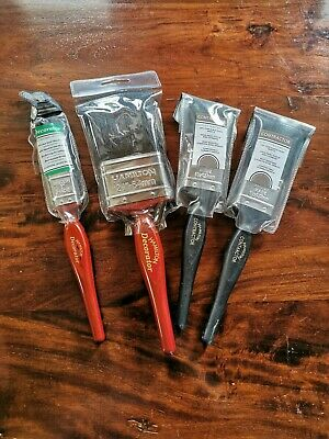 Hamilton Decorator and Contractor brush set
