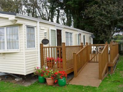 Cheap 4 Berth Luxury Caravan Par Sands Cornwall 25/07/20 to 01/08/20 ZNA