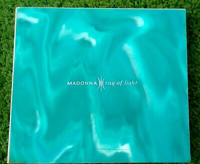 Madonna – Ray Of Light 1998 special LIMITED edition HOLOGRAPHIC 3D digipack
