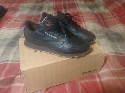 Reebok Classic Princess Womens Leather Athletic Walking Shoes Size:8