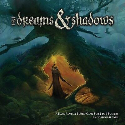 Greenbrier Games GRB01512 of Dreams and Shadows Board
